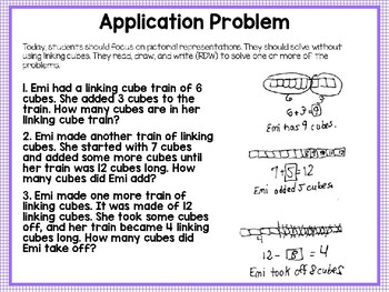Engage NY (Eureka Math) Presentation 1st Grade Module 4 Lesson 15