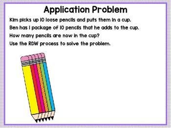 Engage NY (Eureka Math) Presentation 1st Grade Module 4 Lesson 23