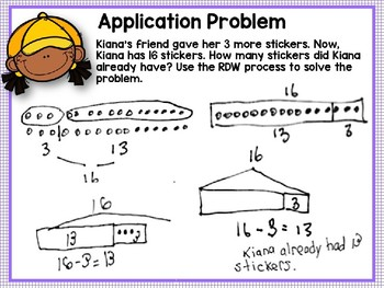 Engage NY (Eureka Math) Presentation 1st Grade Module 4 Lesson 29