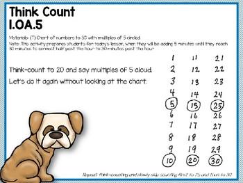 Engage NY (Eureka Math) Presentation 1st Grade Module 5 Lesson 11