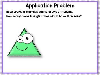 Engage NY (Eureka Math) Presentation 1st Grade Module 5 Lesson 3
