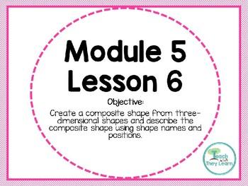 Engage NY (Eureka Math) Presentation 1st Grade Module 5 Lesson 6