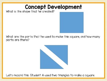 Engage NY (Eureka Math) Presentation 1st Grade Module 5 Lesson 7