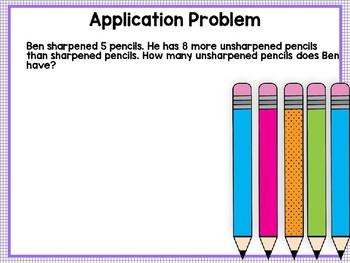 Engage NY/Eureka Math PowerPoint Presentation 1st Grade Module 6 Lesson 11
