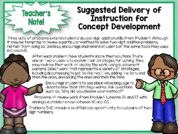 Engage NY/Eureka Math PowerPoint Presentation 1st Grade Module 6 Lesson 13