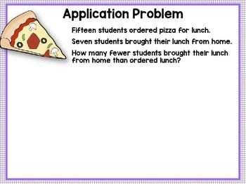 Engage NY (Eureka Math) Presentation 1st Grade Module 6 Lesson 16