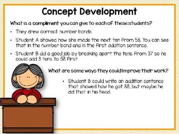 Engage NY/Eureka Math PowerPoint Presentation 1st Grade Module 6 Lesson 18