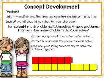 Engage NY/Eureka Math PowerPoint Presentation 1st Grade Module 6 Lesson 2