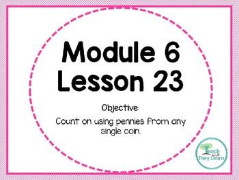 Engage NY/Eureka Math PowerPoint Presentation 1st Grade Module 6 Lesson 23