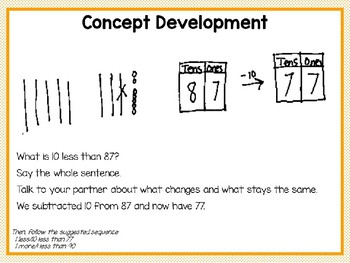 Engage NY (Eureka Math) Presentation 1st Grade Module 6 Lesson 5