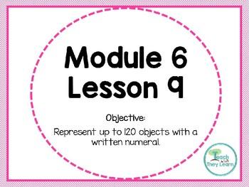 Engage NY (Eureka Math) Presentation 1st Grade Module 6 Lesson 9