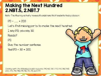 Engage NY/Eureka Math PowerPoint Presentation 2nd Grade Module 5 Lesson 5