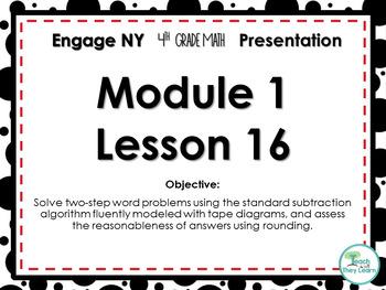 Engage NY Math Eureka Math PowerPoint Presentations 1st Grade