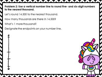 Engage NY/Eureka Math PowerPoint Presentations 4th Grade Module 1 TOPIC C