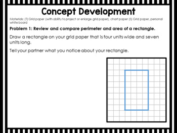 Engage NY/Eureka Math PowerPoint Presentation 4th Grade Module 3 Lesson 1