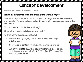 Engage NY/Eureka Math PowerPoint Presentation 4th Grade Module 3 Lesson 24