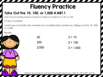 Engage NY/Eureka Math PowerPoint Presentation 4th Grade Module 3 Lesson 6