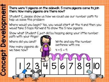 Engage NY/Eureka Math Presentations Kindergarten Module 4 Topic H Lessons 37-41