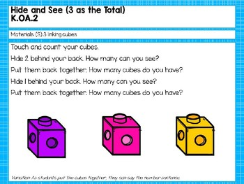 Engage NY/Eureka Math PowerPoint Presentations Kindergarten Module 1 Lesson 13