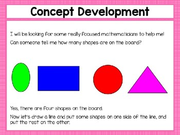 Engage NY/Eureka Math PowerPoint Presentations Kindergarten Module 1 Lesson 16