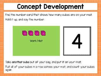 Engage NY/Eureka Math Presentations Kindergarten Module 1 Lesson 17