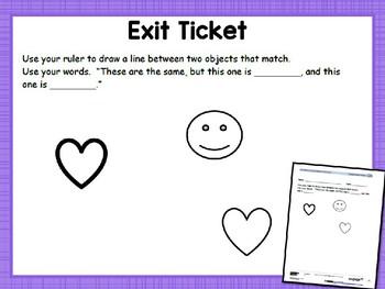 Engage NY/Eureka Math Presentations Kindergarten Module 1 Lesson 2