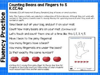 Engage NY/Eureka Math Presentations Kindergarten Module 1 Lesson 3