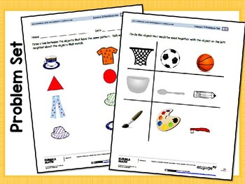Engage NY/Eureka Math PowerPoint Presentations Kindergarten Module 1 Lesson 3