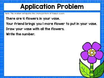 Engage NY/Eureka Math PowerPoint Presentations Kindergarten Module 1 Lesson 30