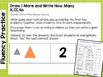 Engage NY/Eureka Math PowerPoint Presentations Kindergarten Module 1 Lesson 32