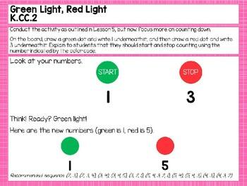 Engage NY/Eureka Math PowerPoint Presentations Kindergarten Module 1 Lesson 34
