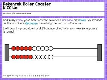 Engage NY/Eureka Math Presentations Kindergarten Module 1 Lesson 7