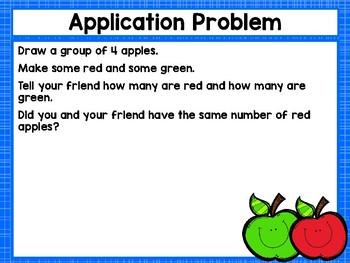 Engage NY/Eureka Math Presentations Kindergarten Module 1 Topic D Lessons 12-16