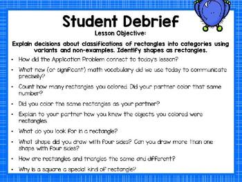 Engage NY/Eureka Math Presentations Kindergarten Module 2 Lesson 3