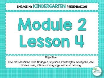 Engage NY/Eureka Math Presentations Kindergarten Module 2 Lesson 4