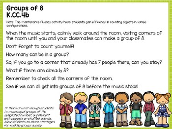 Engage NY/Eureka Math PowerPoint Presentations Kindergarten Module 2 Lesson 5
