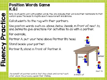 Engage NY/Eureka Math PowerPoint Presentations Kindergarten Module 2 Lesson 8