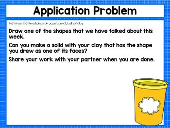 Engage NY/Eureka Math PowerPoint Presentations Kindergarten Module 2 Lesson 9