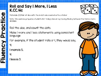 Engage NY/Eureka Math PowerPoint Presentations Kindergarten Module 3 Lesson 13