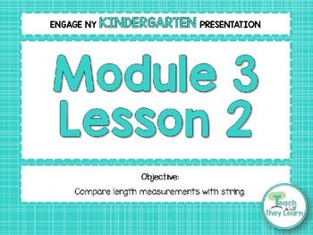 Engage NY/Eureka Math Presentations Kindergarten Module 3 Lesson 2