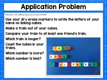 Engage NY/Eureka Math PowerPoint Presentations Kindergarten Module 3 Lesson 21