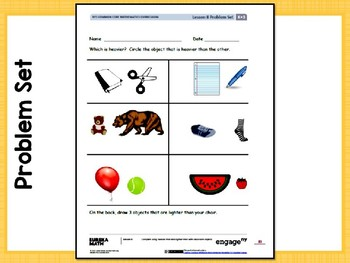 Engage NY/Eureka Math PowerPoint Presentations Kindergarten Module 3 Lesson 8