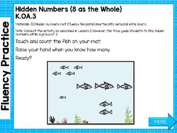 Engage NY/Eureka Math Presentations Kindergarten Module 3 Lesson 9