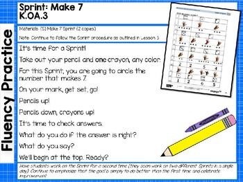 Engage NY/Eureka Math Presentations Kindergarten Module 4 Lesson 14