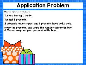 Engage NY/Eureka Math Presentations Kindergarten Module 4 Lesson 15