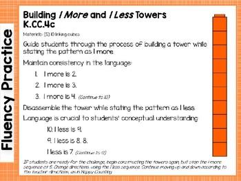 Engage NY/Eureka Math PowerPoint Presentations Kindergarten Module 4 Lesson 19