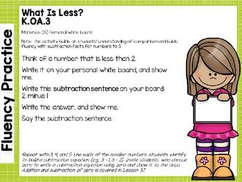Engage NY/Eureka Math PowerPoint Presentations Kindergarten Module 4 Lesson 34