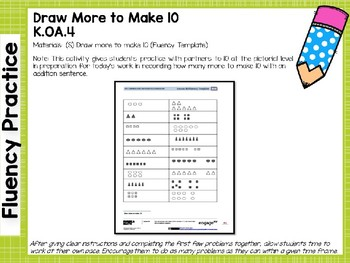 Engage NY/Eureka Math PowerPoint Presentations Kindergarten Module 4 Lesson 40