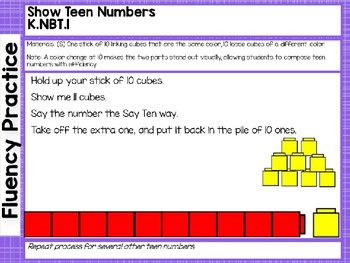 Engage NY/Eureka Math PowerPoint Presentations Kindergarten Module 5 Lesson 12