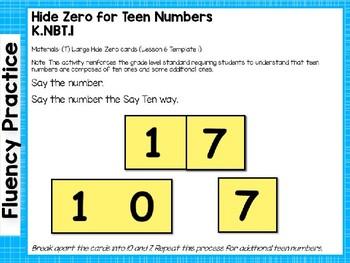 Engage NY/Eureka Math PowerPoint Presentations Kindergarten Module 5 Lesson 15